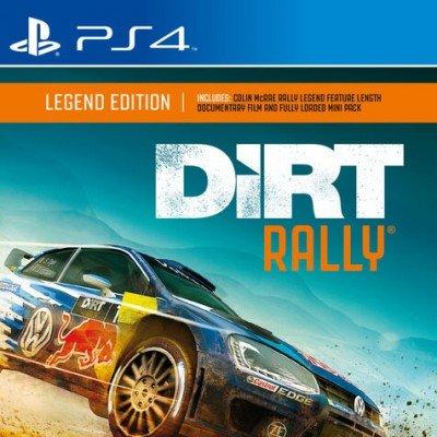 دانلود بازی DiRT Rally برای PS4 + نسخه هک شده + نسخه VR