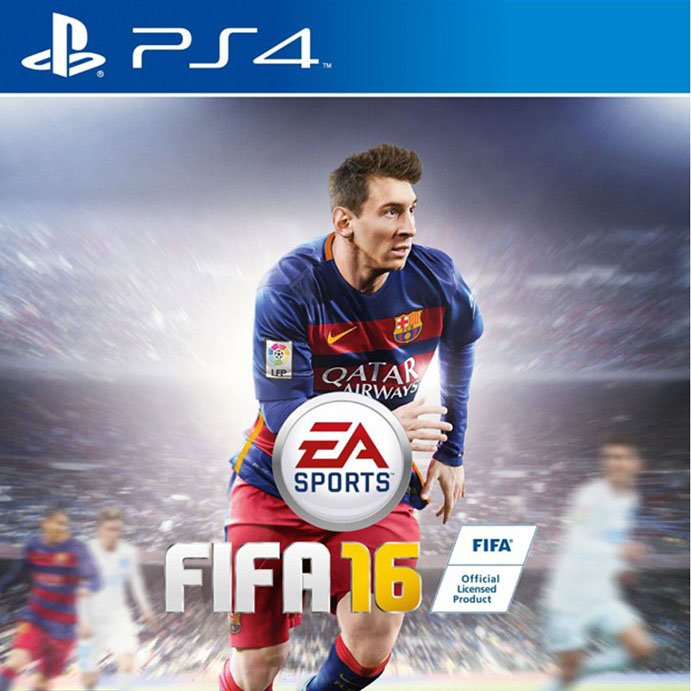FIFA 16 Games For PS4