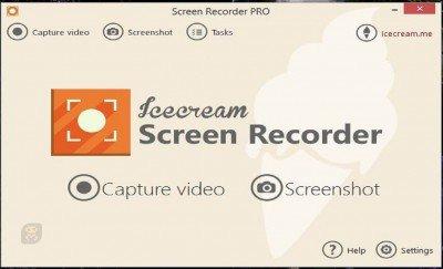 دانلود IceCream Screen Recorder Pro 5.07 - فیلمبرداری از Desktop