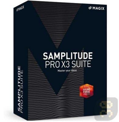 دانلود MAGIX Samplitude Pro X3 Suite 14.2.1.298 - ادیت و مسترینگ موسیقی