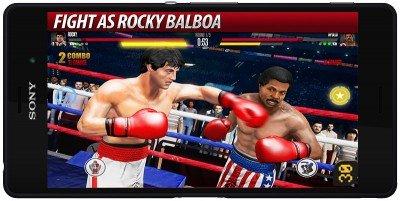 دانلود Real Boxing 2 ROCKY 1.9.6 - بازی بوکس راکی اندروید