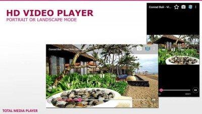دانلود Total Media Player Pro 1.7.7 - مدیا پلیر اندروید