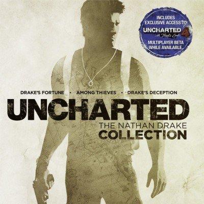 دانلود بازی UNCHARTED: The Nathan Drake Collection برای PS4 + نسخه هک شده