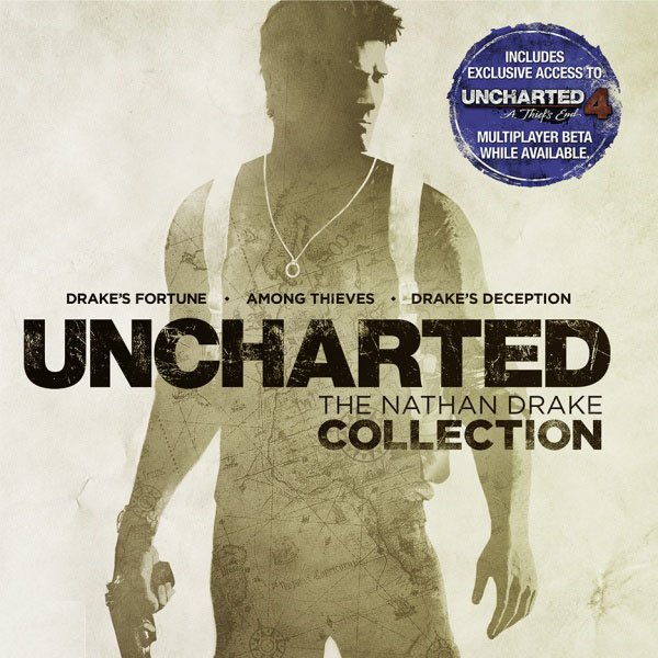 UNCHARTED: The Nathan Drake Collection For PS4 + Hacked Edition