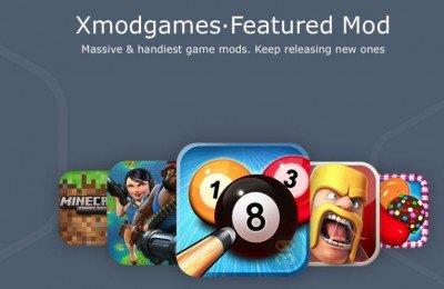 دانلود Xmodgames 2.3.5 - ایکس مود برنامه هک و تقلب در بازی های اندروید