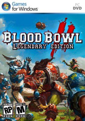 دانلود بازی Blood Bowl 2 Legendary Edition برای کامپیوتر