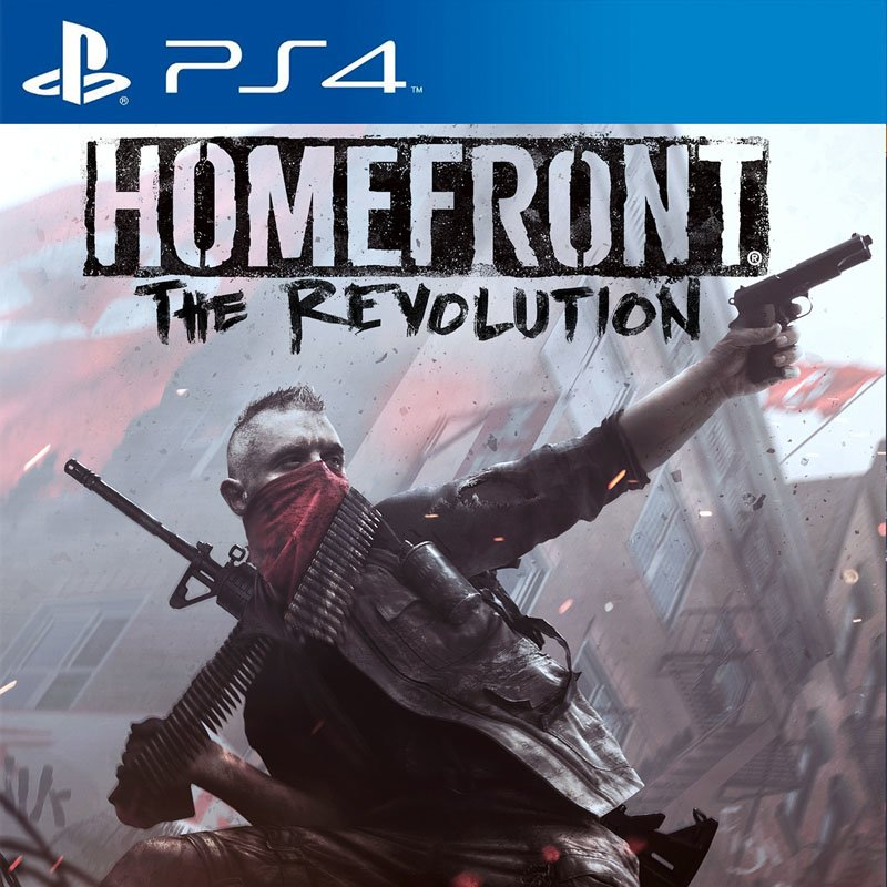 Homefront The Revolution Game For PS4 + Hacked Version