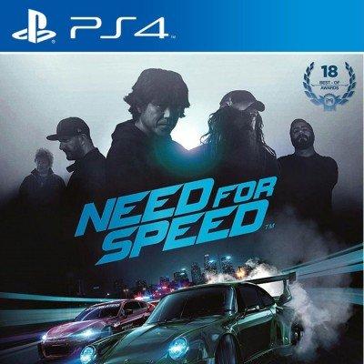 دانلود بازی Need for Speed 2015 برای PS4 + آپدیت