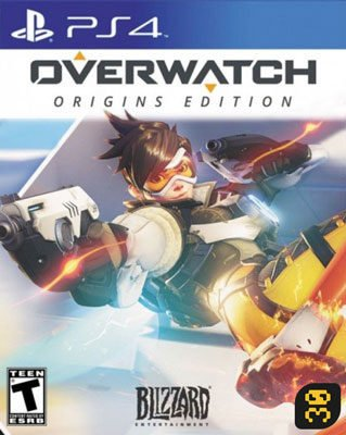 دانلود بازی Overwatch Origins Edition برای PS4 + آپدیت
