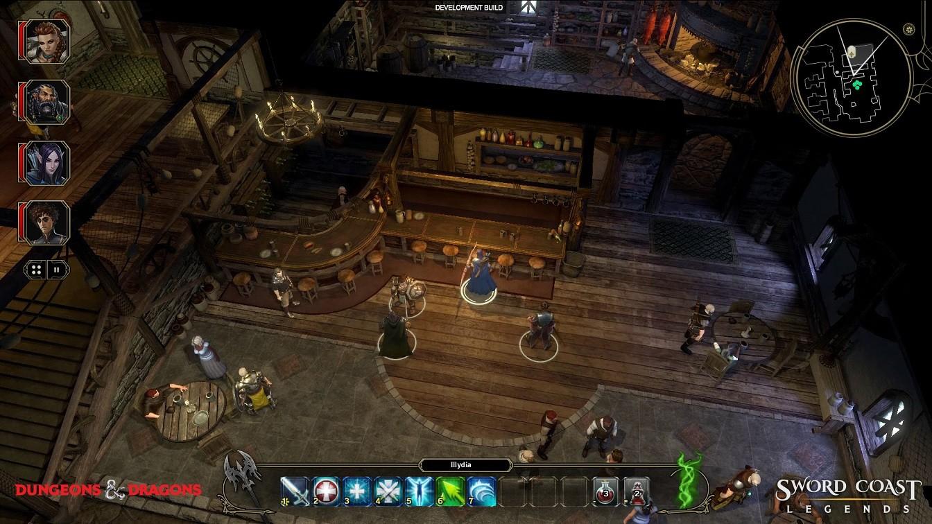 Neverwinter Nights: Pirates of the Sword Coast 2005 pc game Img-2
