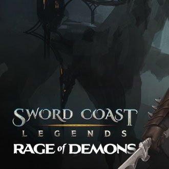 دانلود بازی Sword Coast Legends Rage of Demons برای کامپیوتر