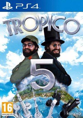 دانلود بازی Tropico 5 برای PS4