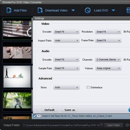 WonderFox DVD Video Converter 15.1 - Convert Video, DVD