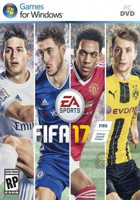 دانلود بازی فیفا ۱۷ برای کامپیوتر - FIFA 17 + کرک