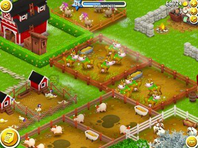 دانلود Hay Day 1.36.212 - بازی آنلاین مزرعه داری های دی اندروید