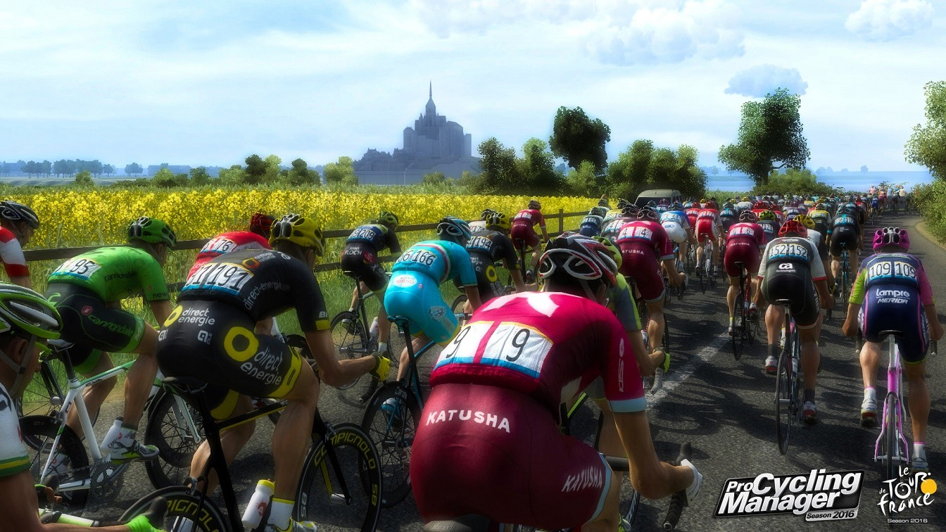 Pro Cycling Manager 2016 For PC