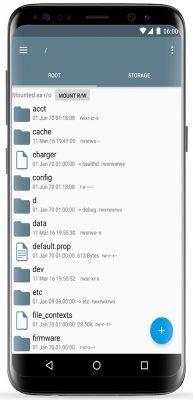 دانلود Root Explorer 4.1.6 - دسترسی به فایل های سیستمی روت اندروید