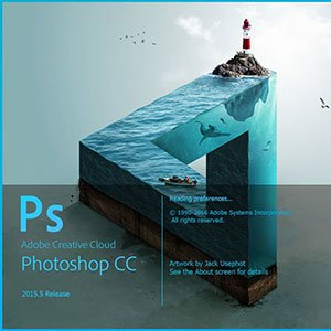 Adobe Photoshop CC 2018 V19.1.5 - The Latest Version Of Photoshop + Crack