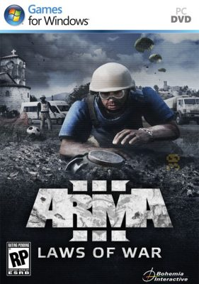 دانلود بازی Arma 3 Laws of War برای کامپیوتر - آرما ۳