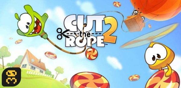 دانلود Cut the Rope 2 1.23.1 - نسخه دوم بازی برش طناب اندروید
