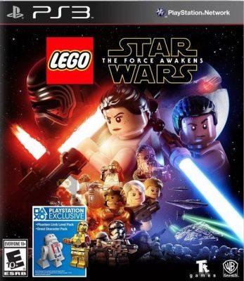 دانلود بازی LEGO STAR WARS The Force Awakens برای PS3