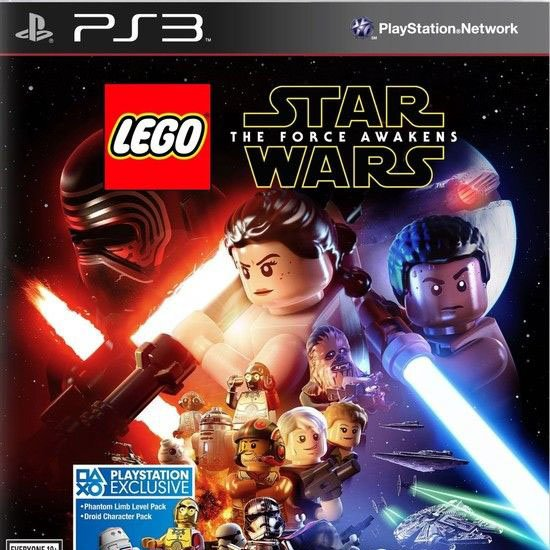 LEGO STAR WARS The Force Awakens For PS3