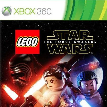 LEGO STAR WARS The Force Awakens For XBOX360