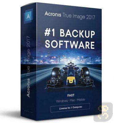 دانلود Acronis True Image 2017 21.0.0.6116 - پشتیبان گیری حرفه ایی