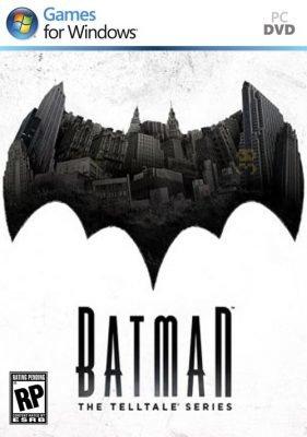 دانلود بازی Batman Episode 1 برای کامپیوتر