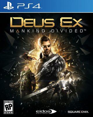 دانلود بازی Deus Ex Mankind Divided برای PS4 + آپدیت