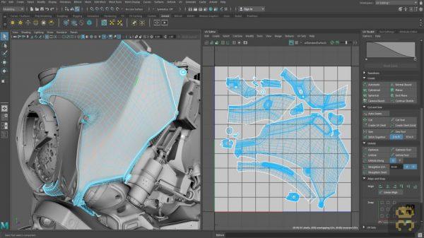 دانلود Autodesk Maya 2018.4 - جدیدترین نسخه مایا + کرک