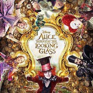 دانلود فیلم Alice Through the Looking Glass 2016 + زیرنویس فارسی