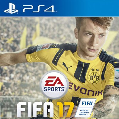 دانلود بازی FIFA 17 برای PS4 + نسخه هک شده