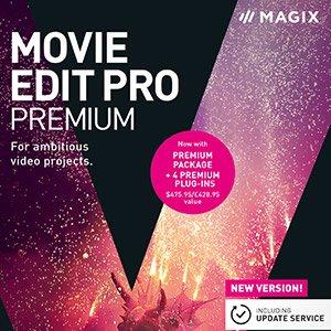دانلود MAGIX Movie Edit Pro 2019 Premium 18.0.3.261 – ادیت فیلم و ویدیو