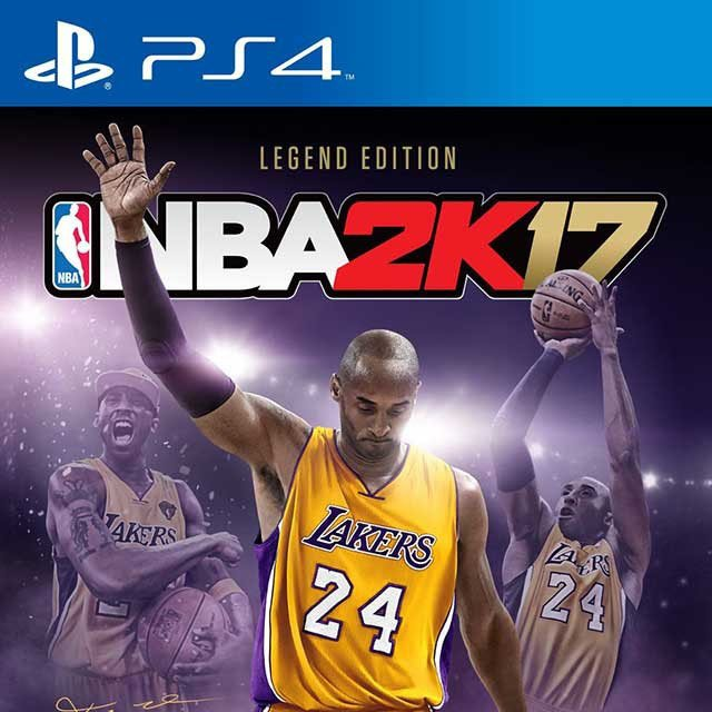 NBA 2K17 Games For PS4