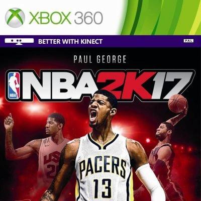 دانلود بازی NBA 2K17 برای XBOX360
