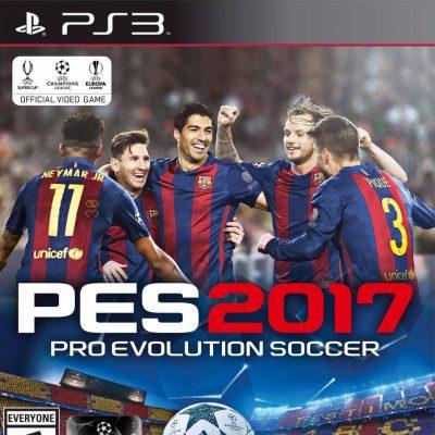دانلود بازی Pro Evolution Soccer 2017 برای PS3