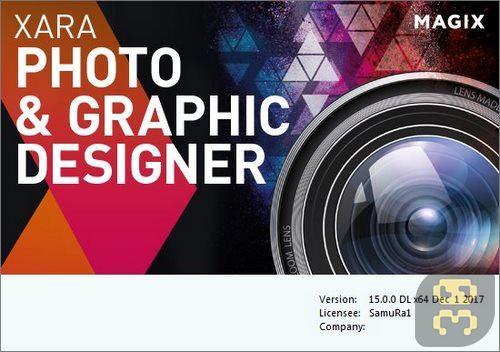 دانلود Xara Photo & Graphic Designer 16.3.0.57723 - طراحی مدرن عکس