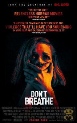 دانلود فیلم ترسناک Don't Breathe 2016 + زیرنویس فارسی