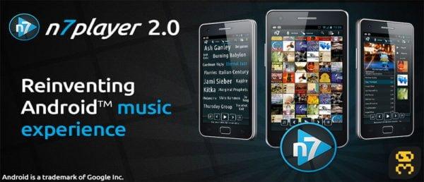 دانلود n7player Music Player Premium 3.1.2-287 - پلیر قدرتمند اندروید