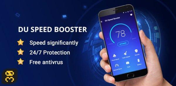 دانلود DU Speed Booster & Cleaner 3.1.7.1 Final - افزایش واقعی سرعت اندروید