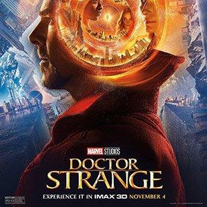 دانلود فیلم دکتر استرنج Doctor Strange 2016 + زیرنویس فارسی