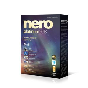 دانلود Nero Platinum 2018 Suite 19.0.07300 – جدیدترین نسخه نرو پلاتینوم
