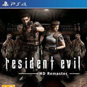 دانلود بازی Resident Evil HD Remaster برای PS4