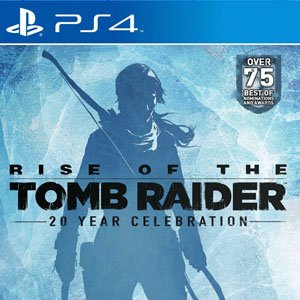 Hacked Version Rise Of The Tomb Raider For PS4