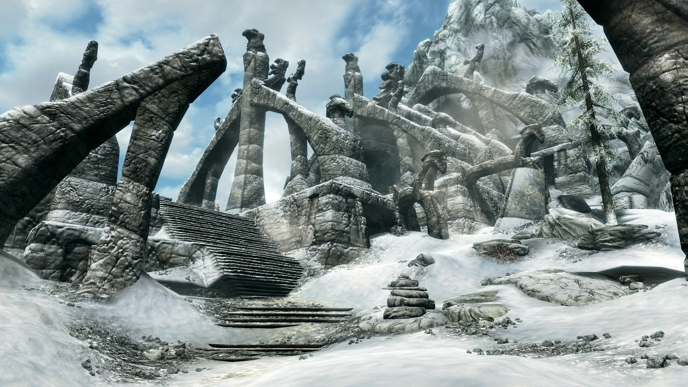 The Elder Scrolls V Skyrim Special Edition For PS4 + Update