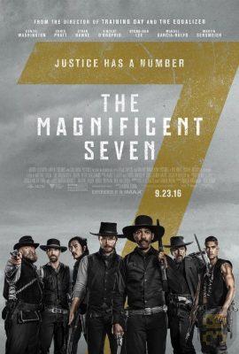 دانلود فیلم The Magnificent Seven 2016 - هفت باشکوه