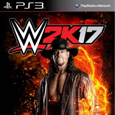 دانلود بازی WWE 2K17 برای PS3