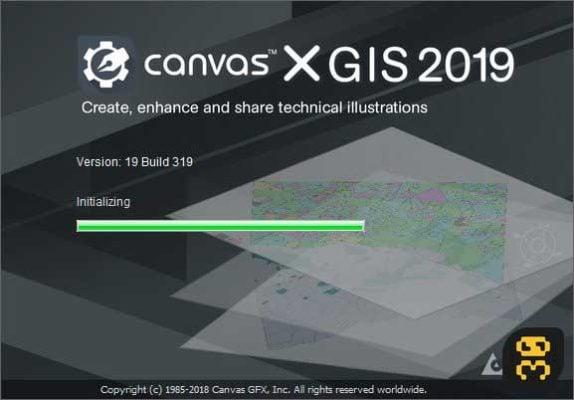 دانلود ACD Systems CanvasX 2019 GIS 19.0.319 - جدیدترین نسخه