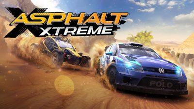 دانلود بازی آسفالت Asphalt Xtreme 1.7.0g - اندروید